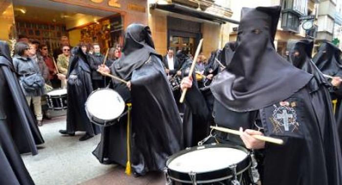 Banda de tambores D. Ramos 2013