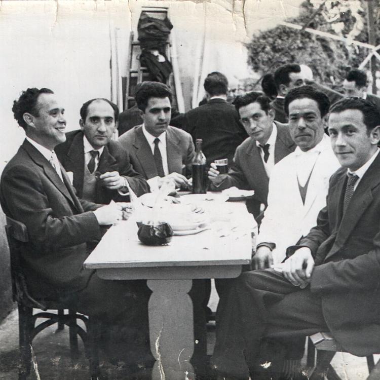 RUFINO, NINO, BONI, RAFAEL, VICENTE, SANTOS VELA DOMINGO DE RAMOS